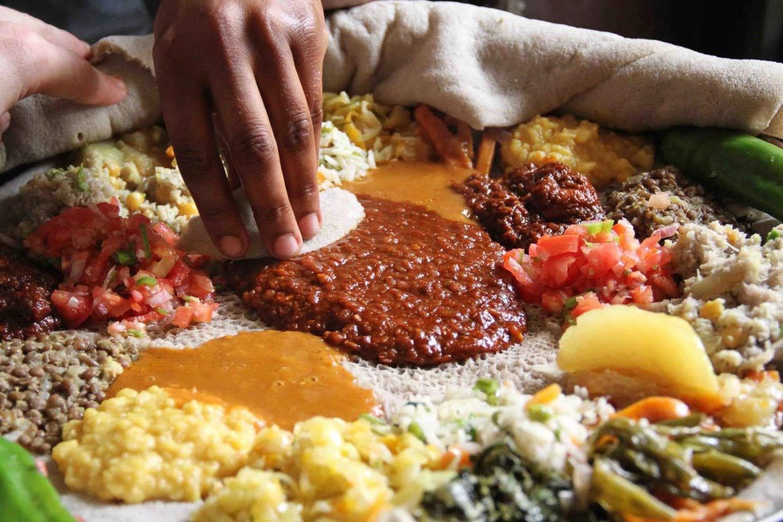 AFRICAN FOODIE